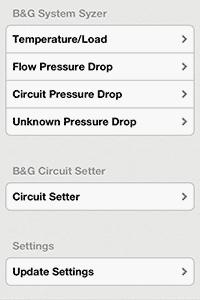 System Syzer app screenshot