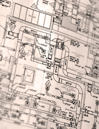 Building Design Drawing