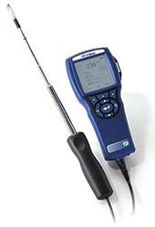 Photo of Thermocouple Probe type thermometer: Measurement Tools for Energy Audits and RCx
