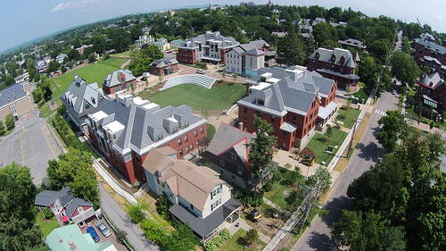 (Photo by Peterson Consulting, Owners Rep for Champlain College Res-Tri Project)
