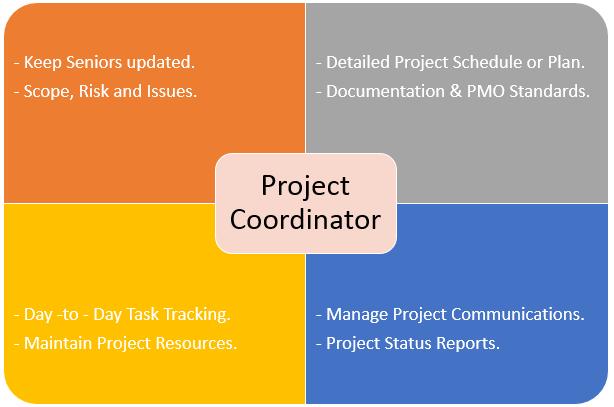 Project Coordinator Roles