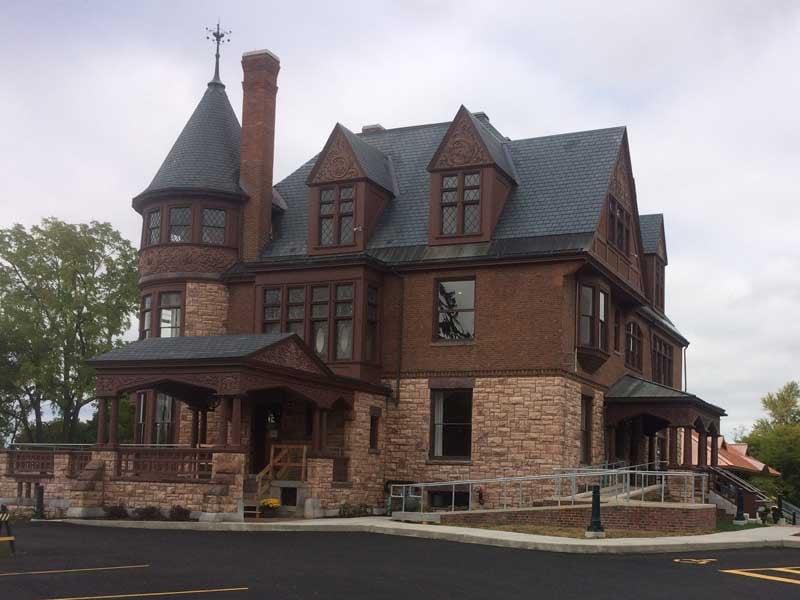 University of Vermont alumni house
