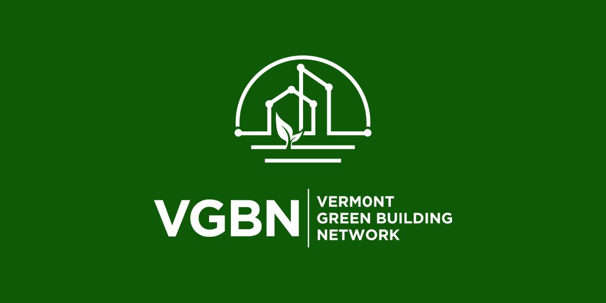 Vermont Green Building Network logo