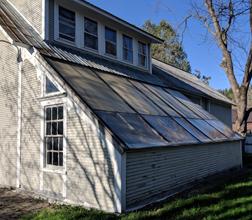 Huntington Vermont greenhouse