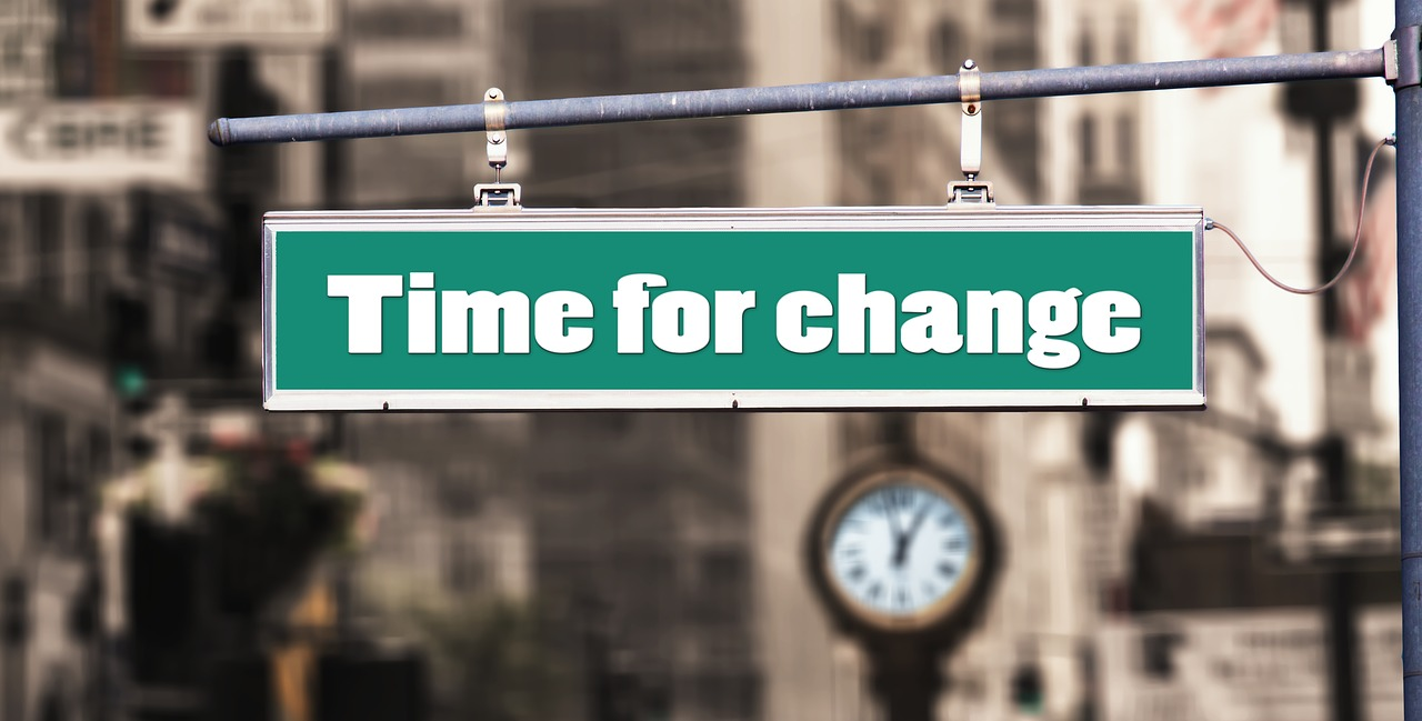 time for change-1
