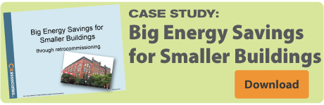 Big Energy Savings for Small Buildings Case Study